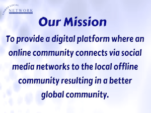 Linked Local Network's Mission
