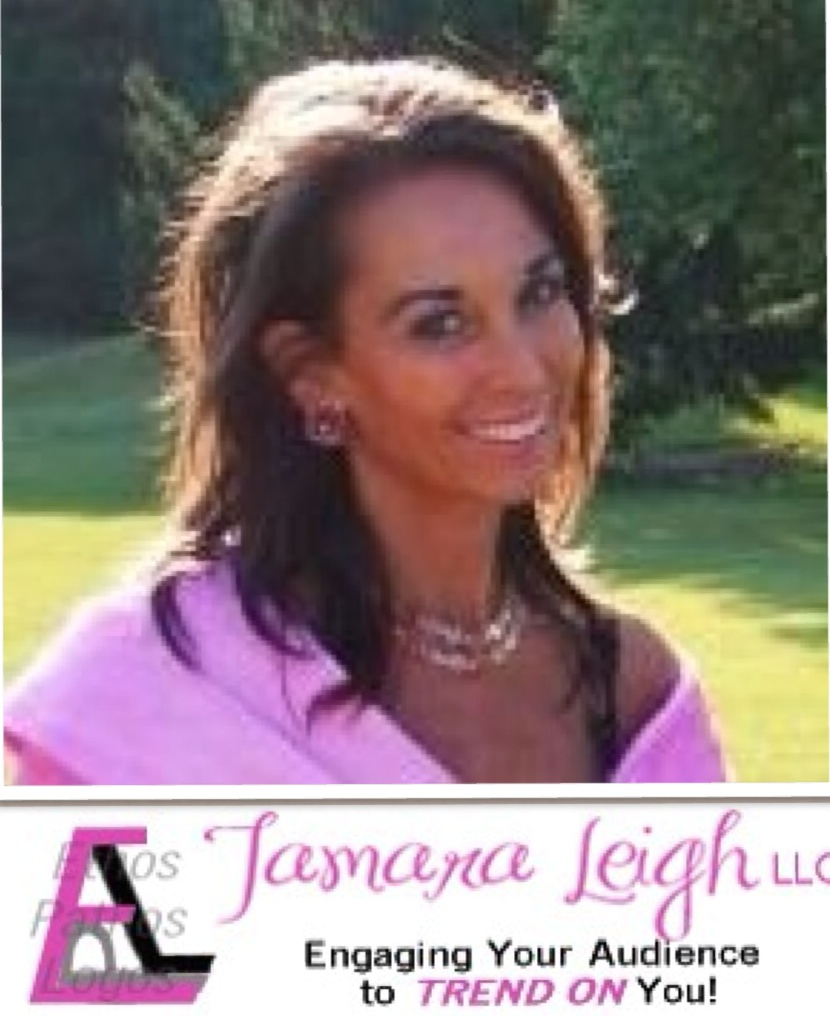 Tamara Leigh, Host of Tamara Leigh's Trend On and Founder of Tamara Leigh, LLC