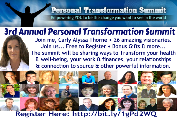Personal Transformation Summit