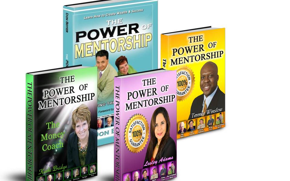 Power Of Mentorship - The Money Coach by Kathi Bridge